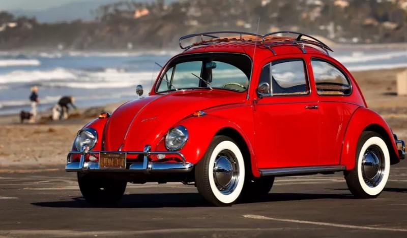 VW бесплатно отреставрировал Beetle с пробегом 560 тысяч километров 2
