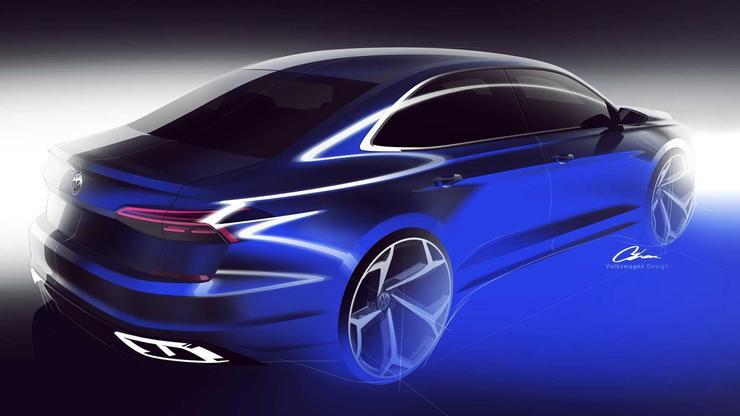Новый Volkswagen Passat представлен официально 1