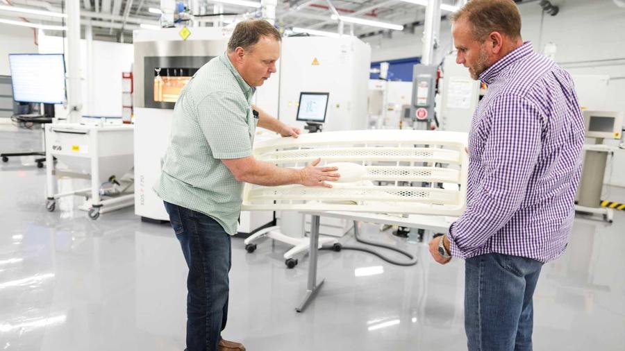Ford построил центр передовых автомобильных технологий 3