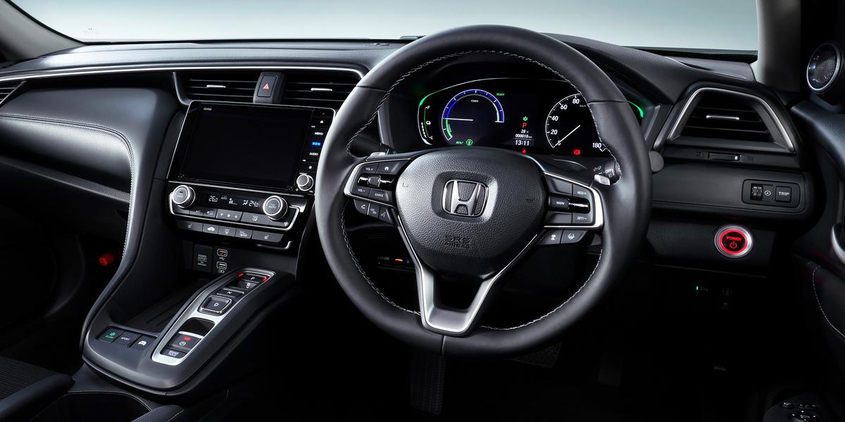 Седан Honda Insight для Японии дистанцировался от американского 2