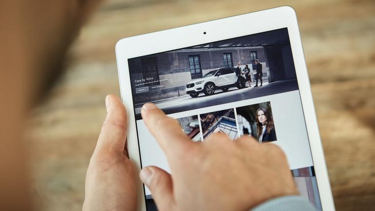 Volvo отговаривает людей от покупки своих автомобилей 1