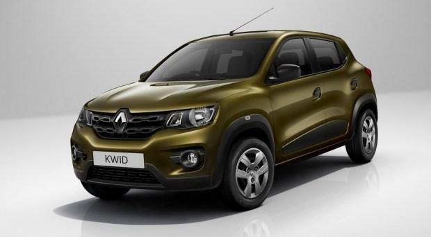 Renault представит кроссовер за 3 800 долларов 1