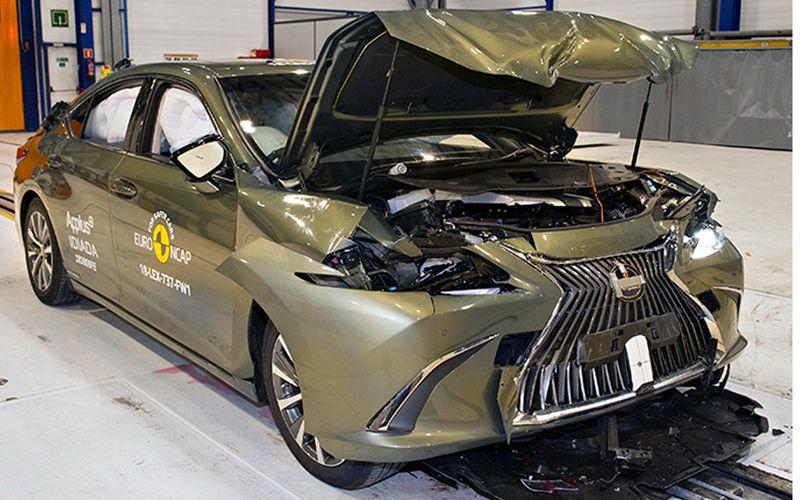 Euro NCAP назвала тройку самых безопасных машин 2018 года 1