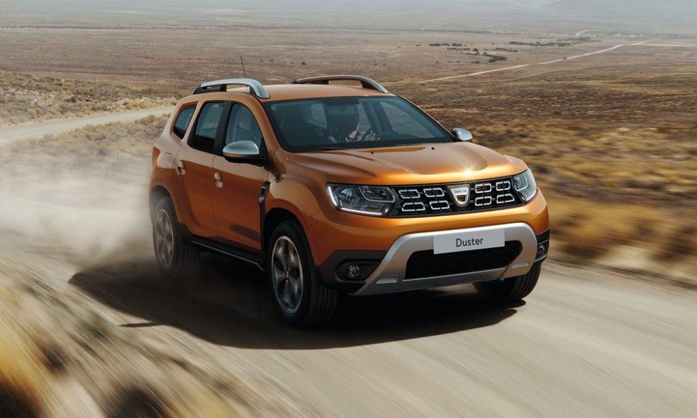 Модели Dacia будут отличаться от Renault не только шильдиком 1