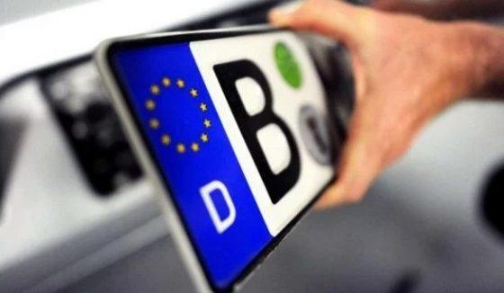 В полиции раскрыли данные по ДТП с «евробляхами» 1