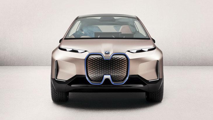 BMW разработала революционную автомобильную платформу 1