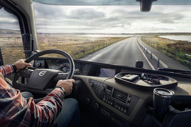 Грузовики Volvo Trucks стали еще экономичнее 2