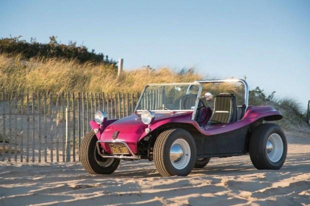Volkswagen планирует выпустить современный аналог Meyers Manx из 60-х 1