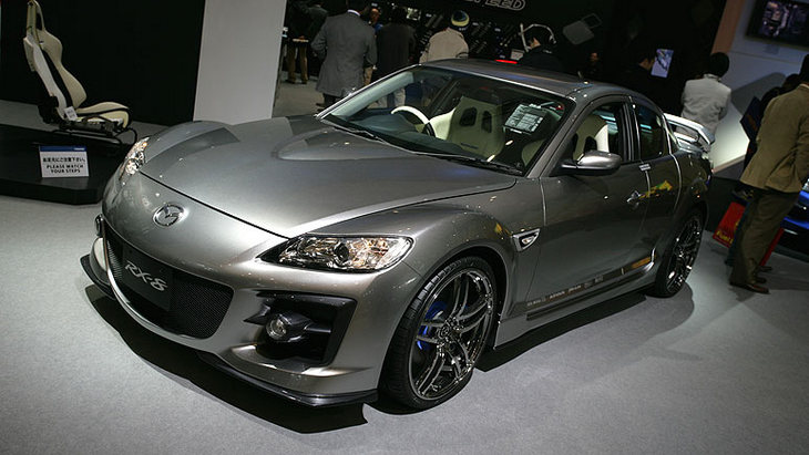 У Mazda возникли проблемы с двигателем для нового спорткара 1