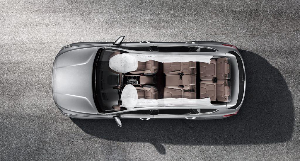 Новый Hyundai Santa Fe успешно справился с краш-тестом 1