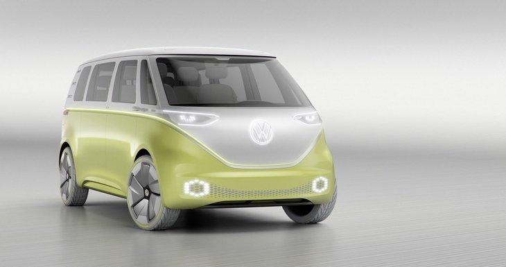 Volkswagen заявляет, что построит 15 миллионов электромобилей 2