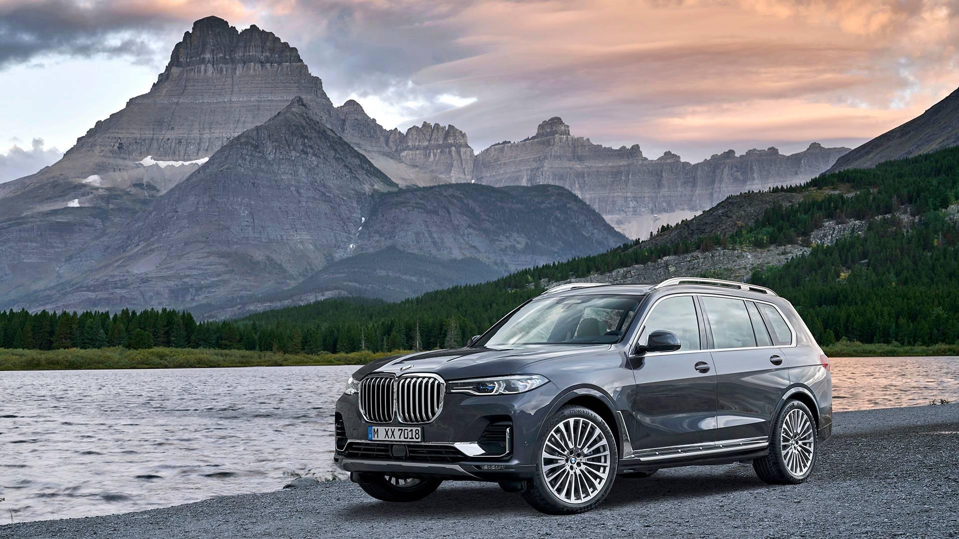 Самой дорогой моделью BMW должен стать X8 1