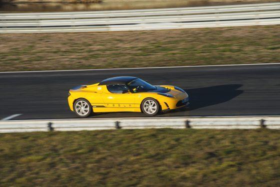 Tesla Roadster установила новый рекорд 1