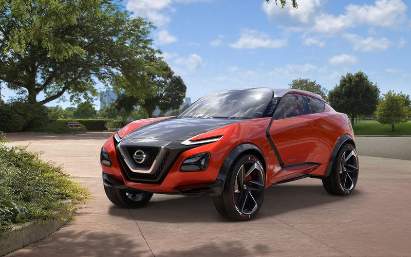 Nissan отложил выход нового Juke 1