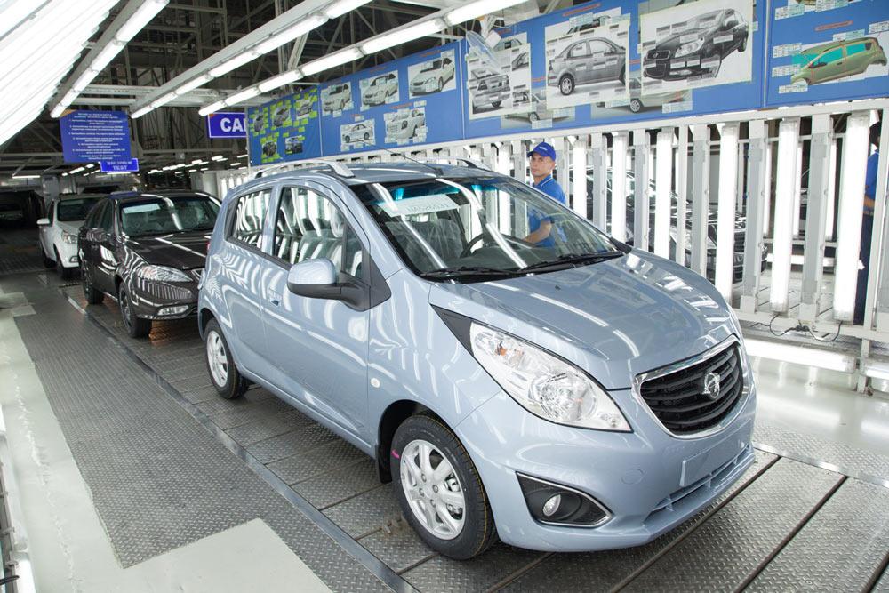 Украина прекратила расследование в отношении импорта автомобилей из Узбекистана 1