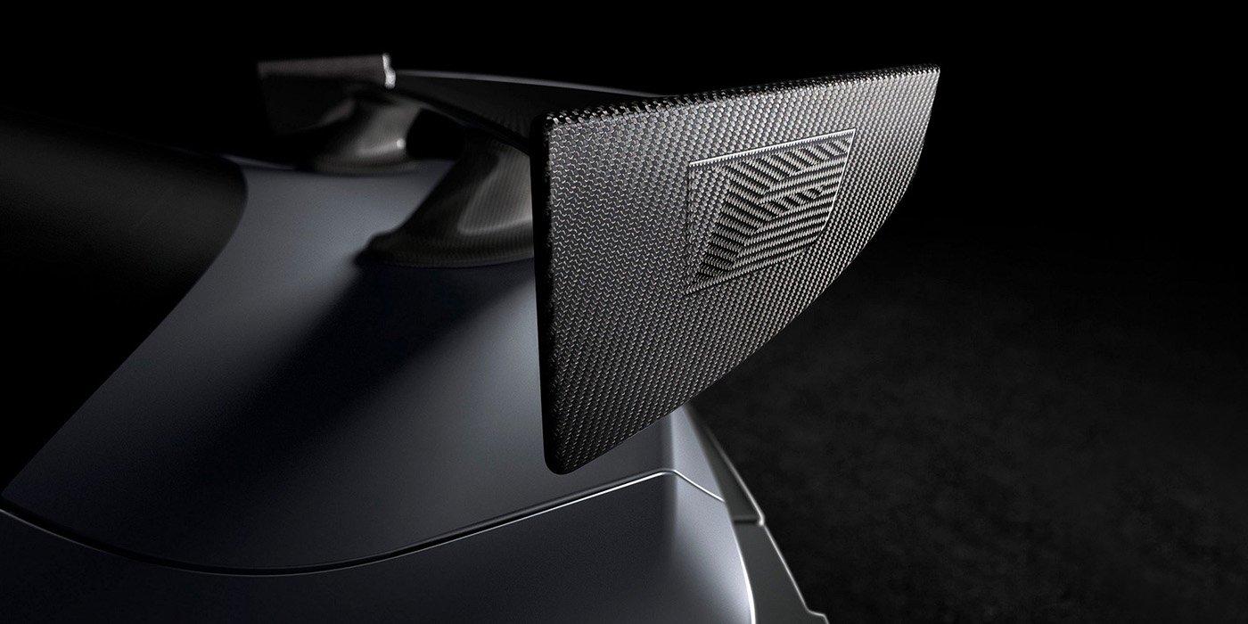 Lexus привезет в Детройт экстремальную версию купе RC F 1