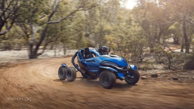Австралийцы построили внедорожник с жидкостным приводом колес 1