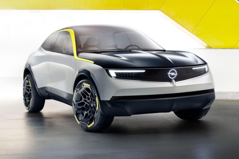Новый Opel Mokka X станет электромобилем 2