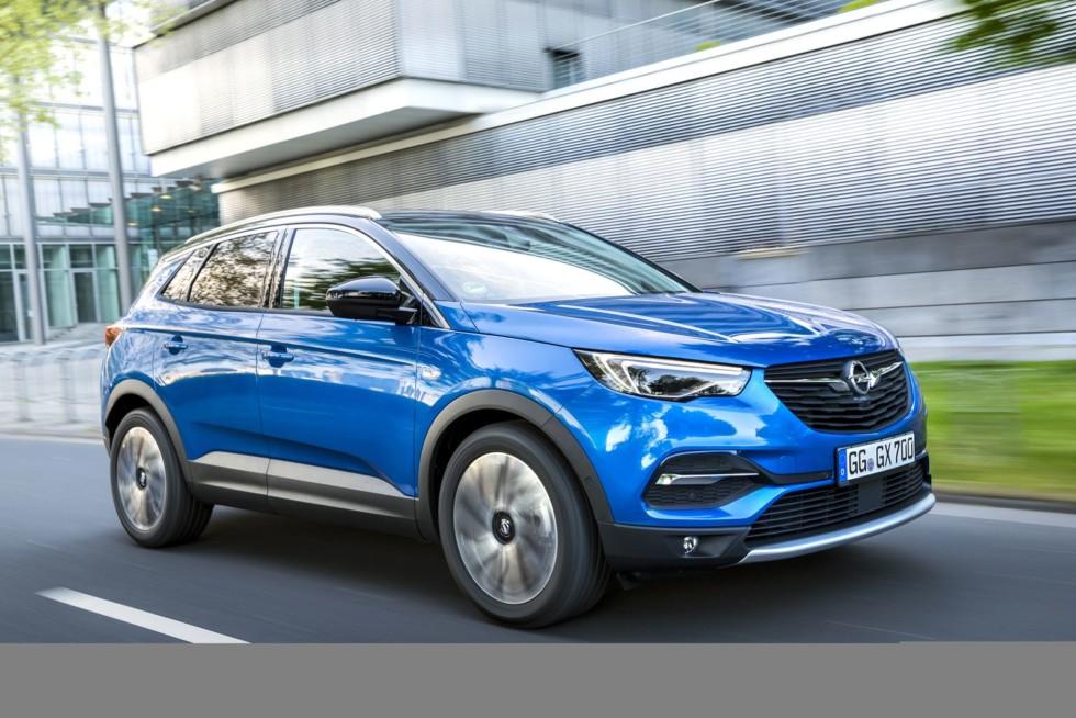 Новый Opel Mokka X станет электромобилем 1