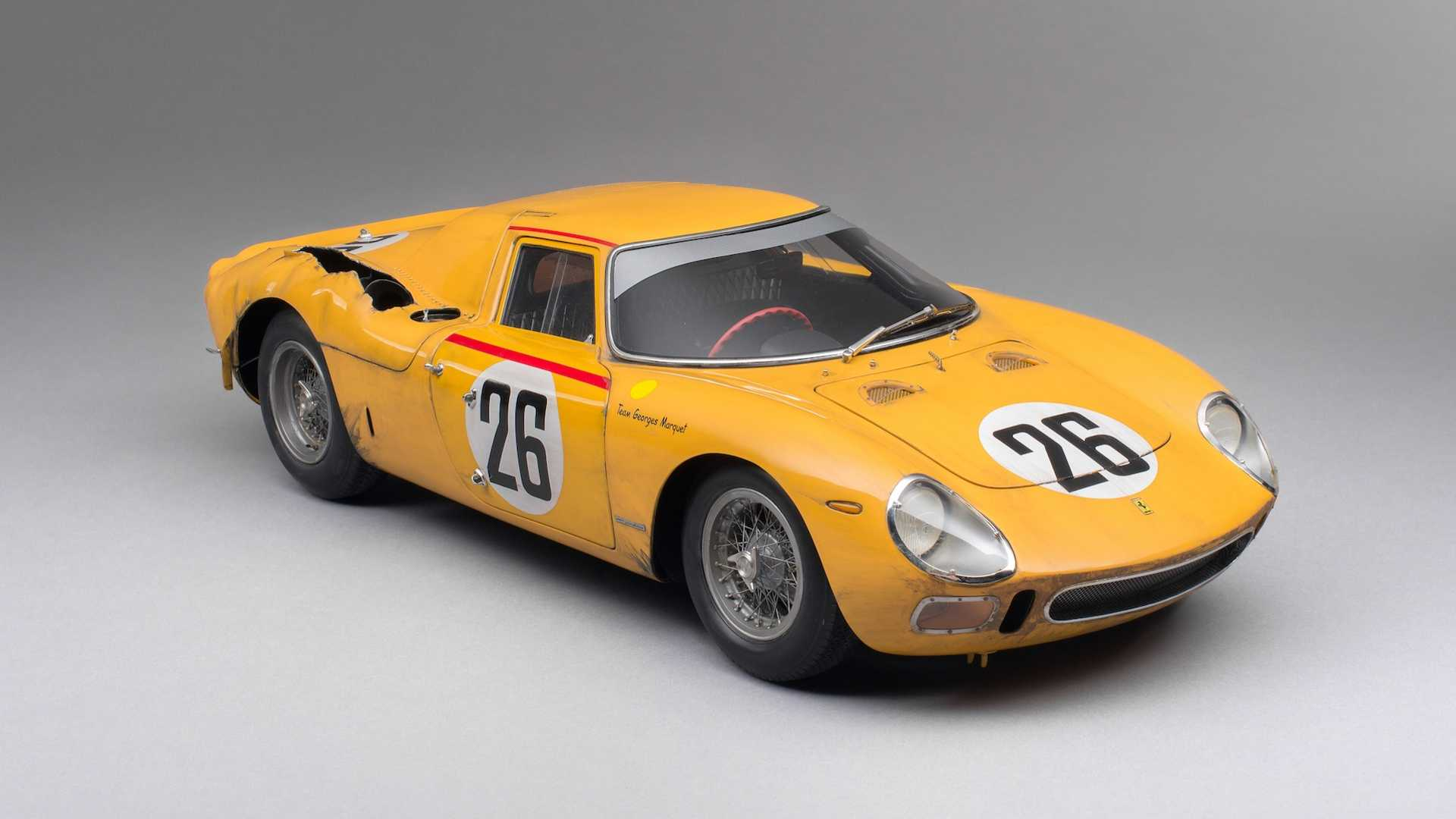 Amalgam представил коллекционную Ferrari 250 LM 1