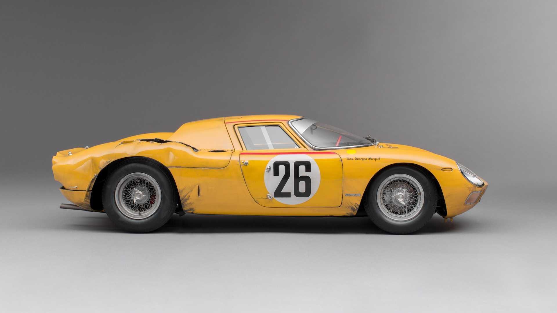 Amalgam представил коллекционную Ferrari 250 LM 2