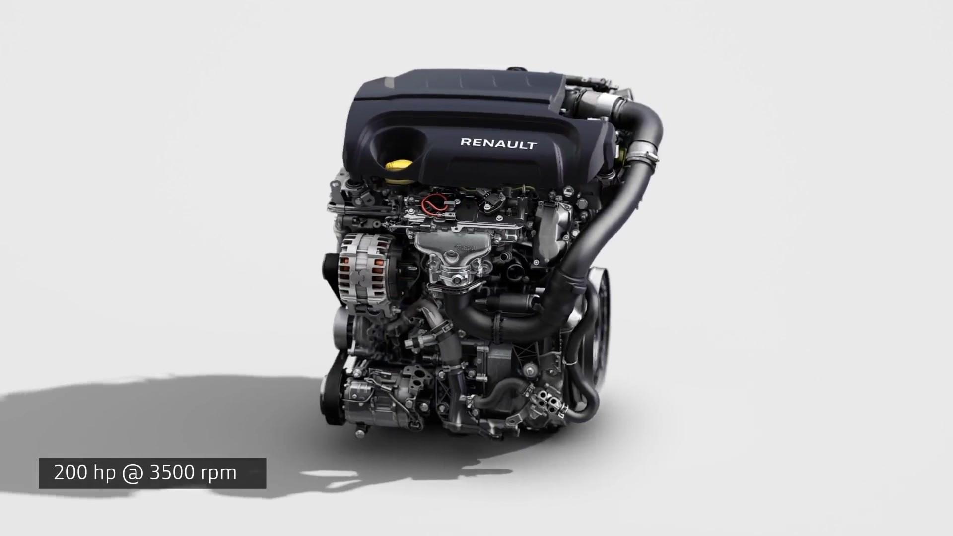 Компания Renault представила новый дизель dCi 200 1