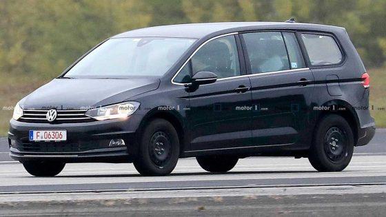 Volkswagen разрабатывает новый минивэн Variosport 1