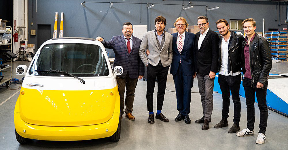 Возрожденная Isetta под маркой Microlino обрела немецкую прописку 3