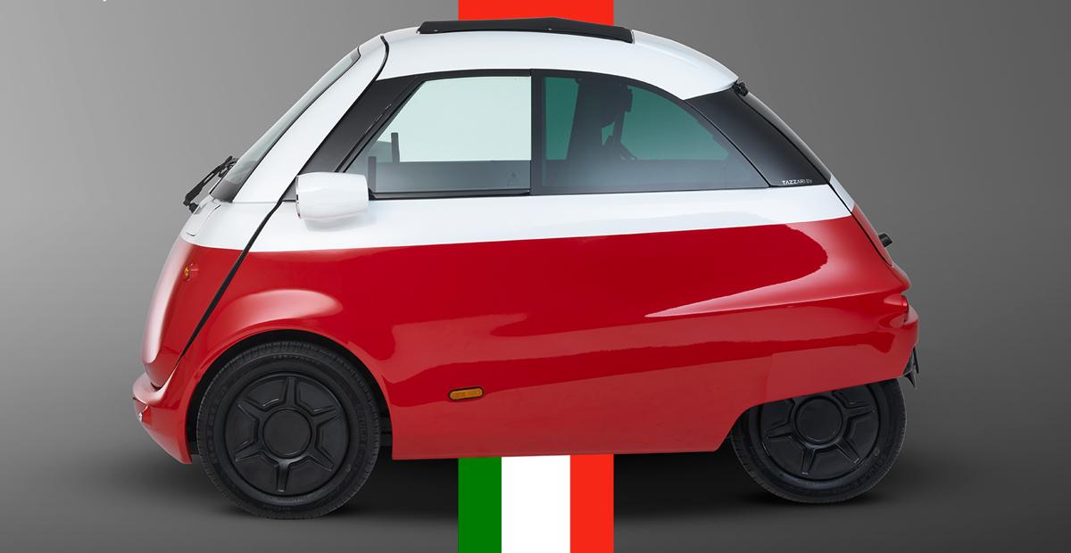 Возрожденная Isetta под маркой Microlino обрела немецкую прописку 2