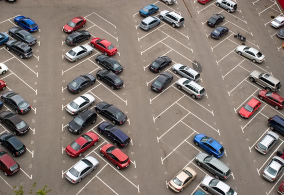 В Киеве увеличат количество паркомест и добавят перехватывающие паркинги 1