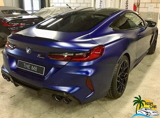 Внешность самой крутой «эмки» BMW рассекречена в Сети 2