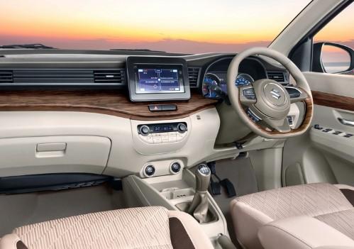 Новая Suzuki Ertiga получит роскошную версию 2