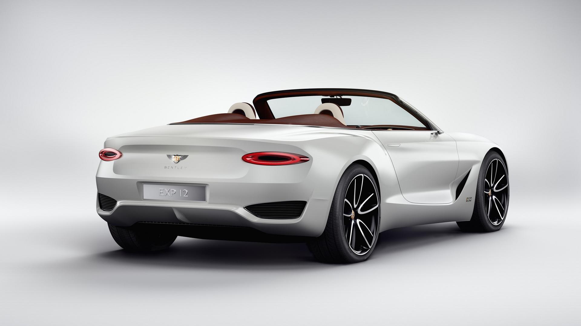 Электромобили Bentley не появятся, пока не улучшатся аккумуляторы 2