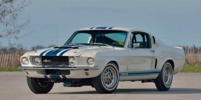 На аукцион выставлен самый невероятный Ford Mustang всех времен 1