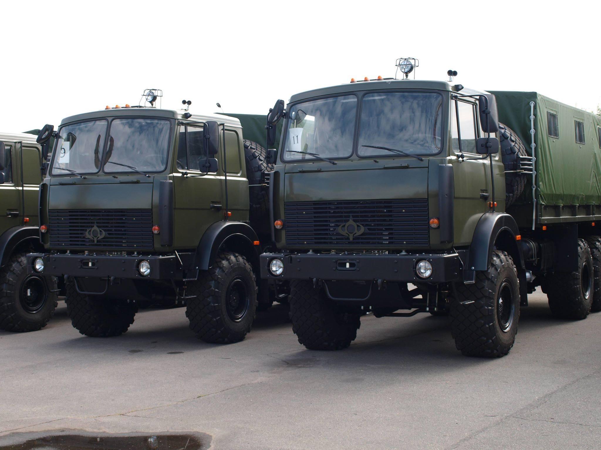 Украинскую армию хотят оперативно перевести на машины отечественного производства 2