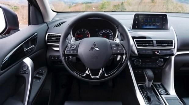 Mitsubishi Eclipse Cross признан лучшим кроссовером в Германии 1
