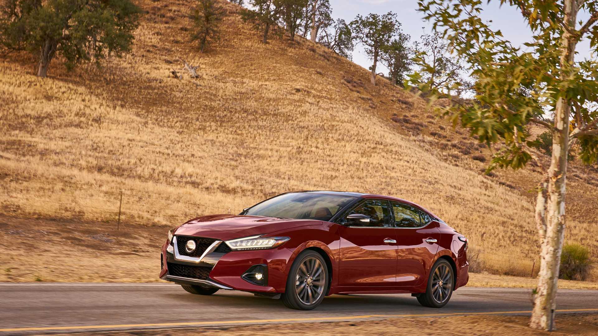 Nissan привёз в Лос-Анджелесе более безопасную Maxima 2