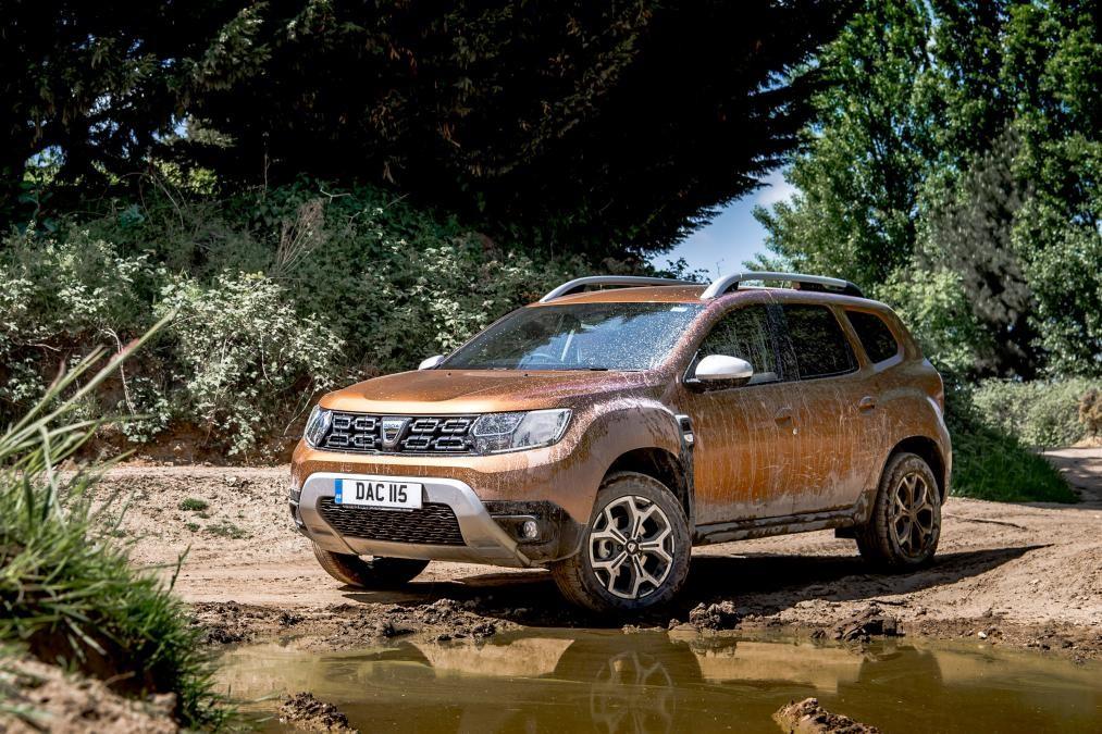 Dacia Duster в Европе получила новый дизель и полный привод 1