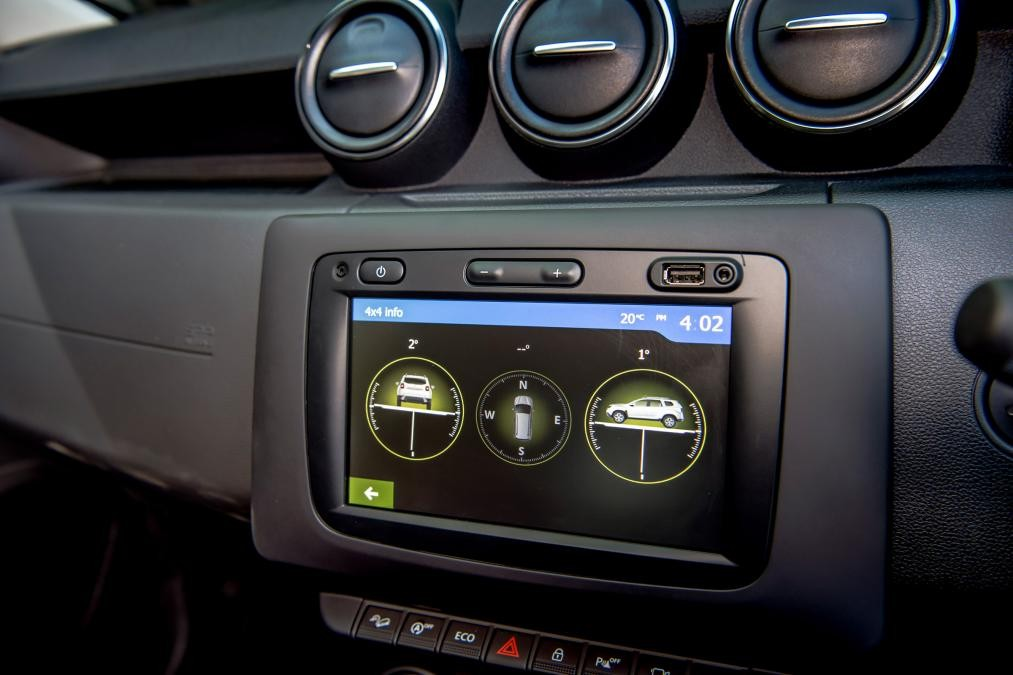 Dacia Duster в Европе получила новый дизель и полный привод 2