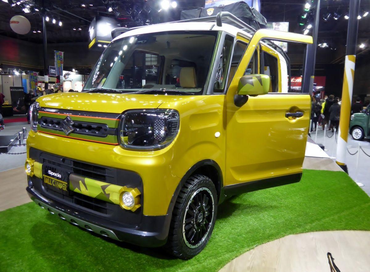 Suzuki разработала самый дешевый автомобиль для плохих дорог 1