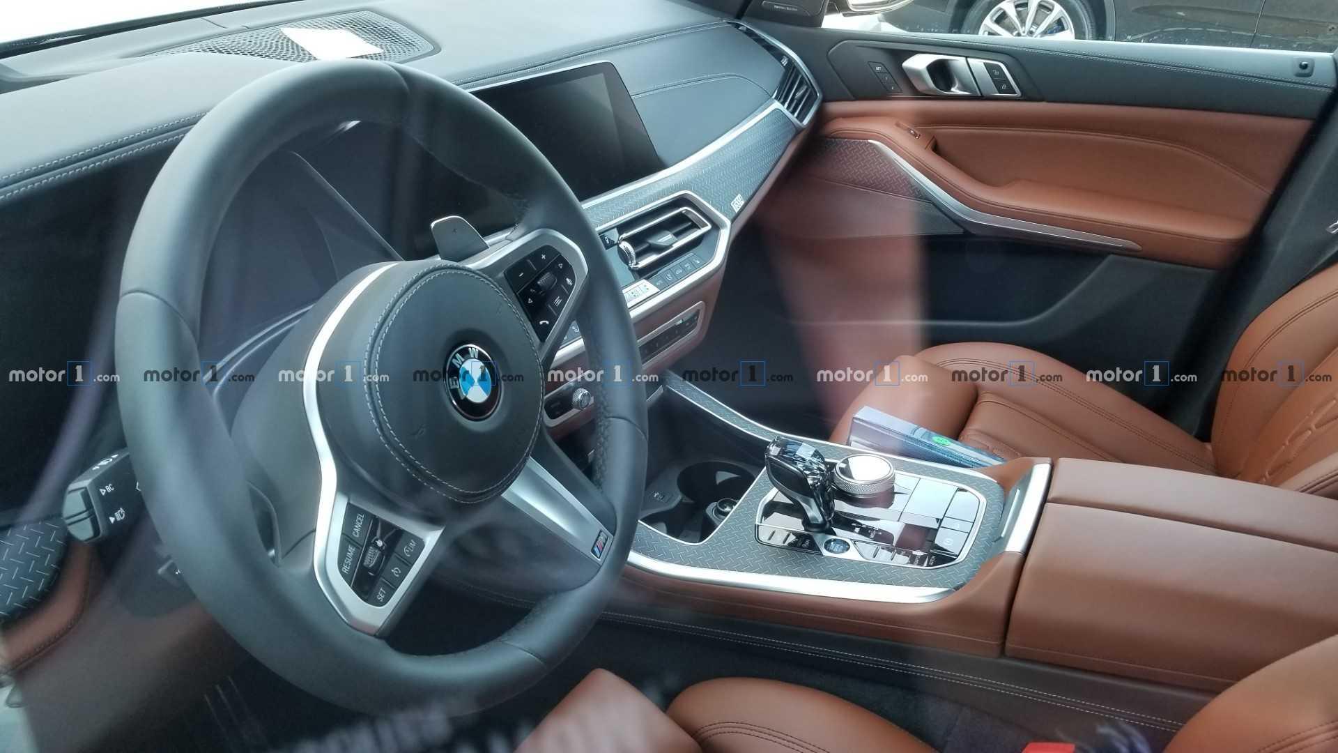 Новый BMW X5 M50i замечен на тестах 4