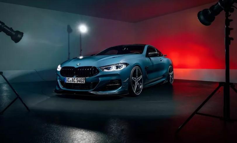 Ателье AC Schnitzer подготовило мегаагрессивную «восьмерку» BMW 1