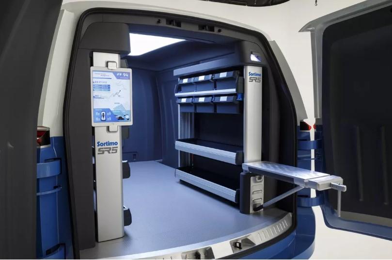 Электрический фургон Volkswagen стал техничкой для «Пайкс Пика» 2