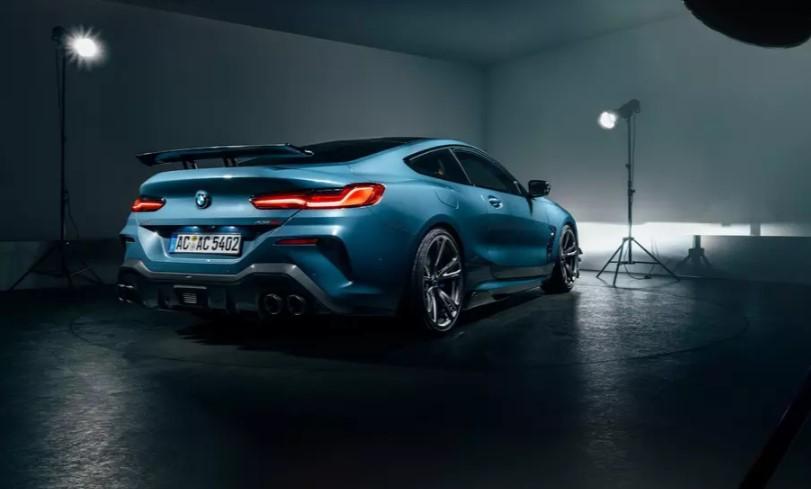 Ателье AC Schnitzer подготовило мегаагрессивную «восьмерку» BMW 2