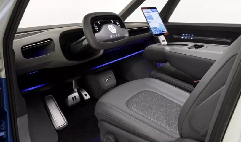 Электрический фургон Volkswagen стал техничкой для «Пайкс Пика» 3