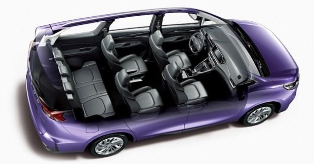 В Китае дебютировал недорогой семейный минивэн Maxus G50 3