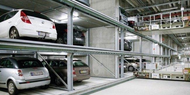 В Египте построят первую на Ближнем Востоке многоуровневую гидравлическую парковку 1