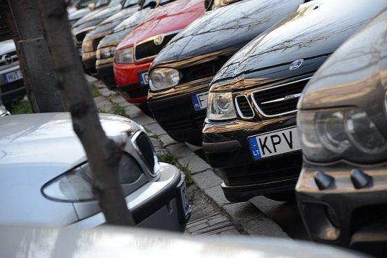Назван порядок расчета залога за авто на еврономерах 1