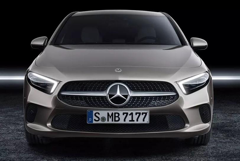 Следующий Mercedes-Benz CLA получит 400-сильный мотор 1