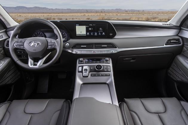 Hyundai показал новый флагманский кроссовер Palisade 3